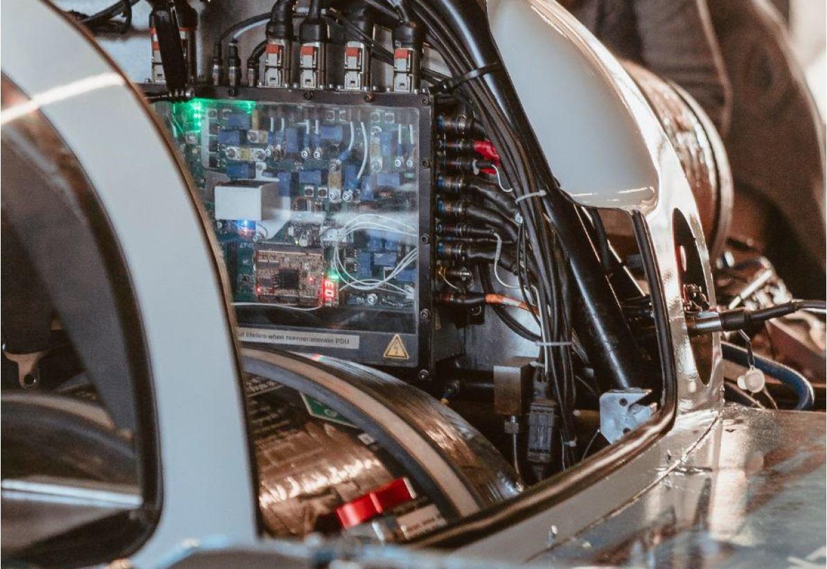 Forze Racing Car Power Distribution Unit