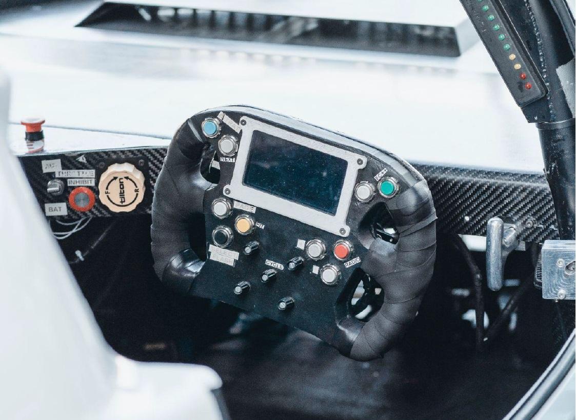 Forze Racing Car Steering Wheel